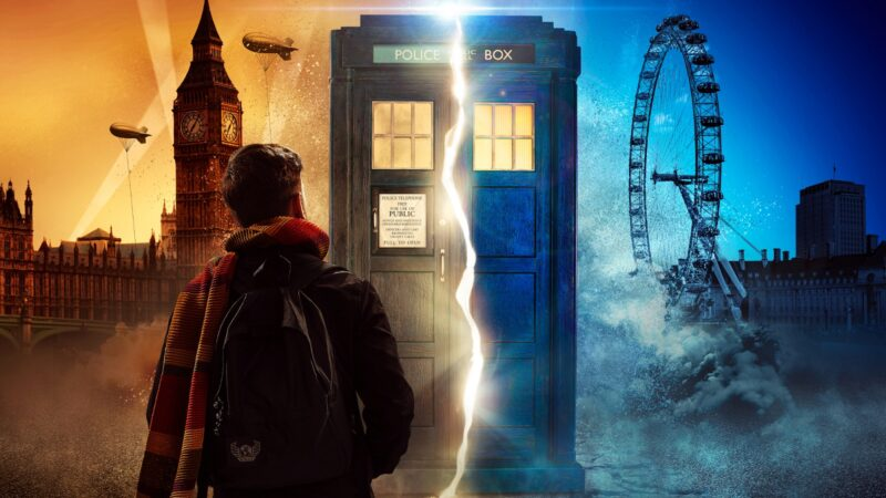 Tickets On Sale for Immersive Theatre's Doctor Who: Time Fracture This Week
