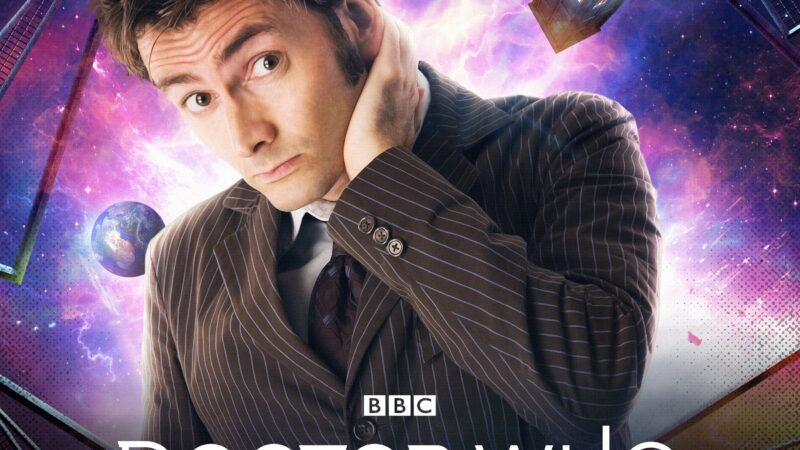 The Tenth Doctor Unites with the Fifth and Sixth Doctors in Big Finish's Out of Time