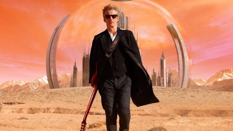 Who is Peter Capaldi Playing in DC's The Suicide Squad 2 Film?