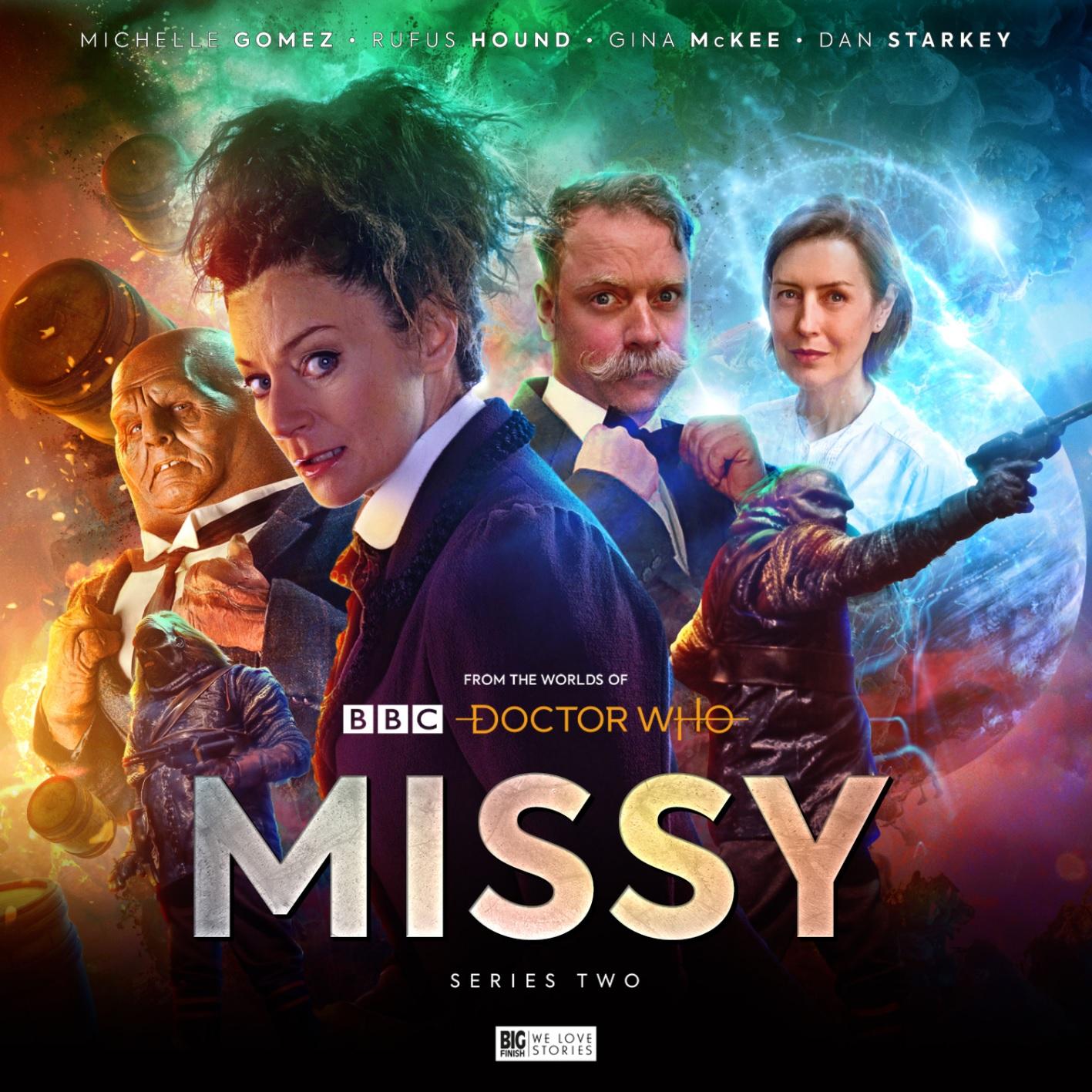 Reviewed: Big Finish's Missy Volume 2