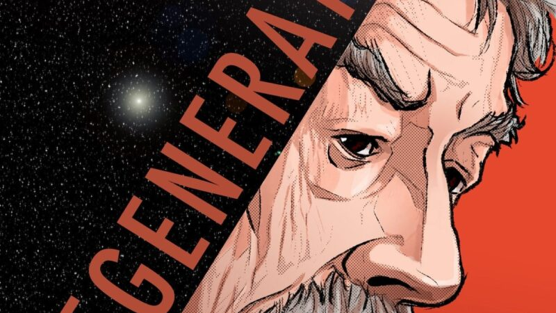 Out Now: Regenerations, a War Doctor Charity Anthology
