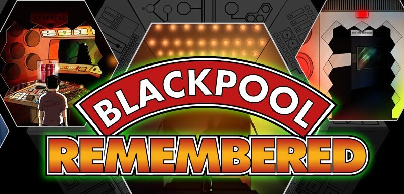 FREE: Download This eBook, Blackpool Remembered, About the Popular Doctor Who Exhibition