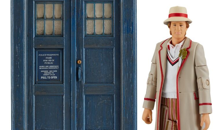 Character Options Unveil B&M Doctor Who Sets including Daleks, UNIT, and Fifth Doctor's TARDIS