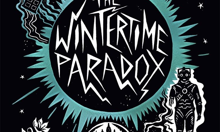 Coming Soon: Festive Anthology, The Wintertime Paradox – with added Time Lord Victorious!