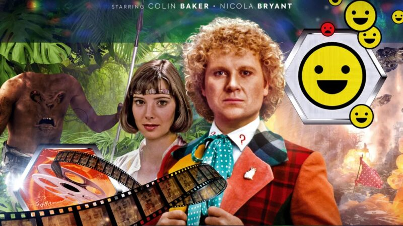Reviewed: Big Finish's Sixth Doctor and Peri Volume 1