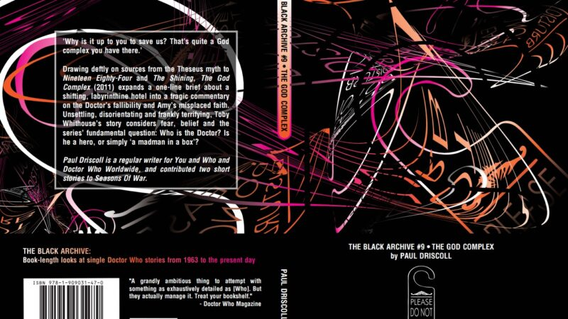 Obverse Books' Black Archive Announces New Editor, Moves to Bi-Monthly Schedule