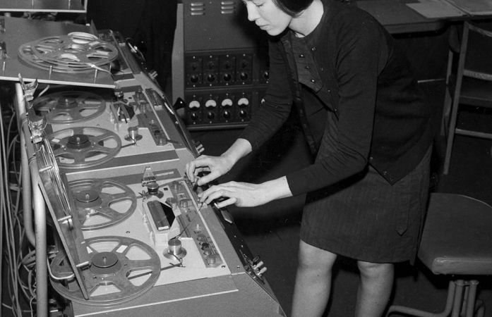 The Myths & The Legendary Tapes: Delia Derbyshire Celebrated in Production for BFI