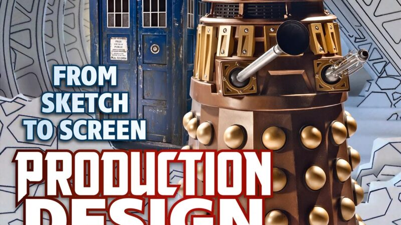 Out Now: Doctor Who Magazine Special Edition 55 – Production Design