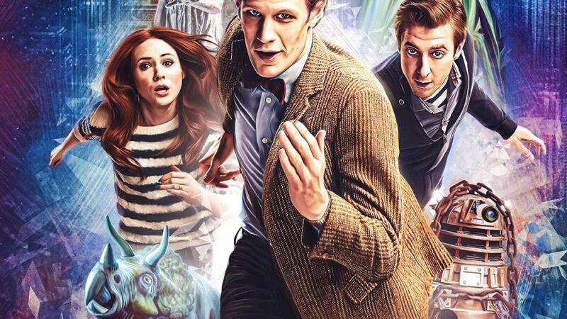 Coming Soon: Doctor Who Series 7 Blu-ray Steelbook