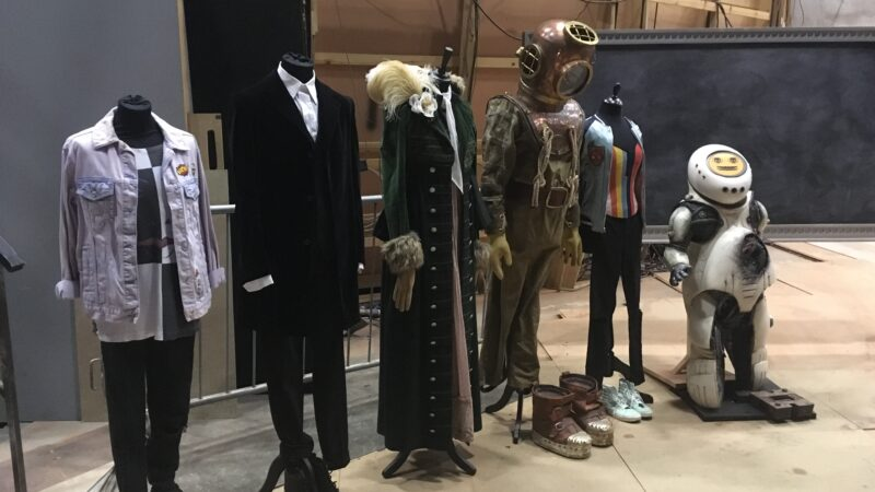 Costume Designer, Ray Holman Hopes for a New Doctor Who Exhibition