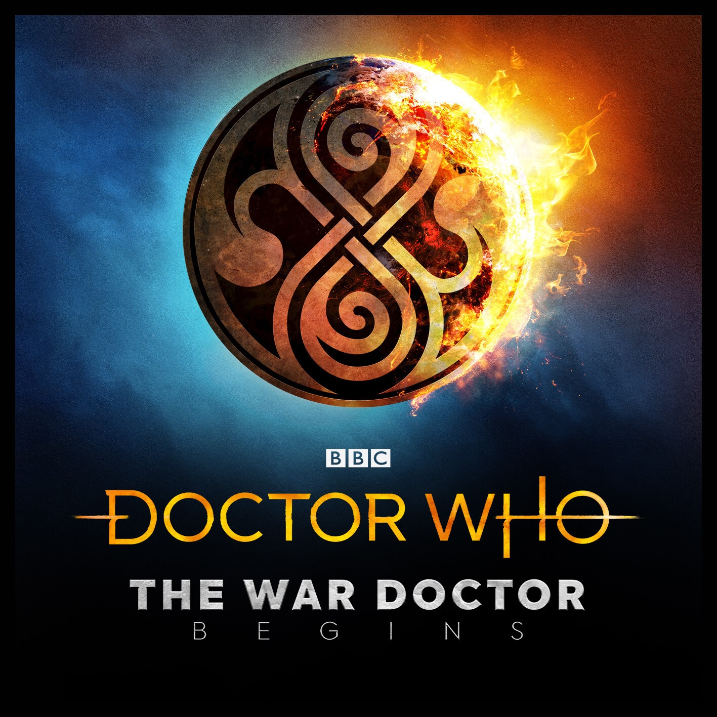 Coming Soon from Big Finish: The War Doctor Begins