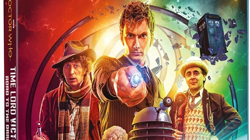 Coming Soon: Time Lord Victorious – The Road to the Dark Times Blu-ray