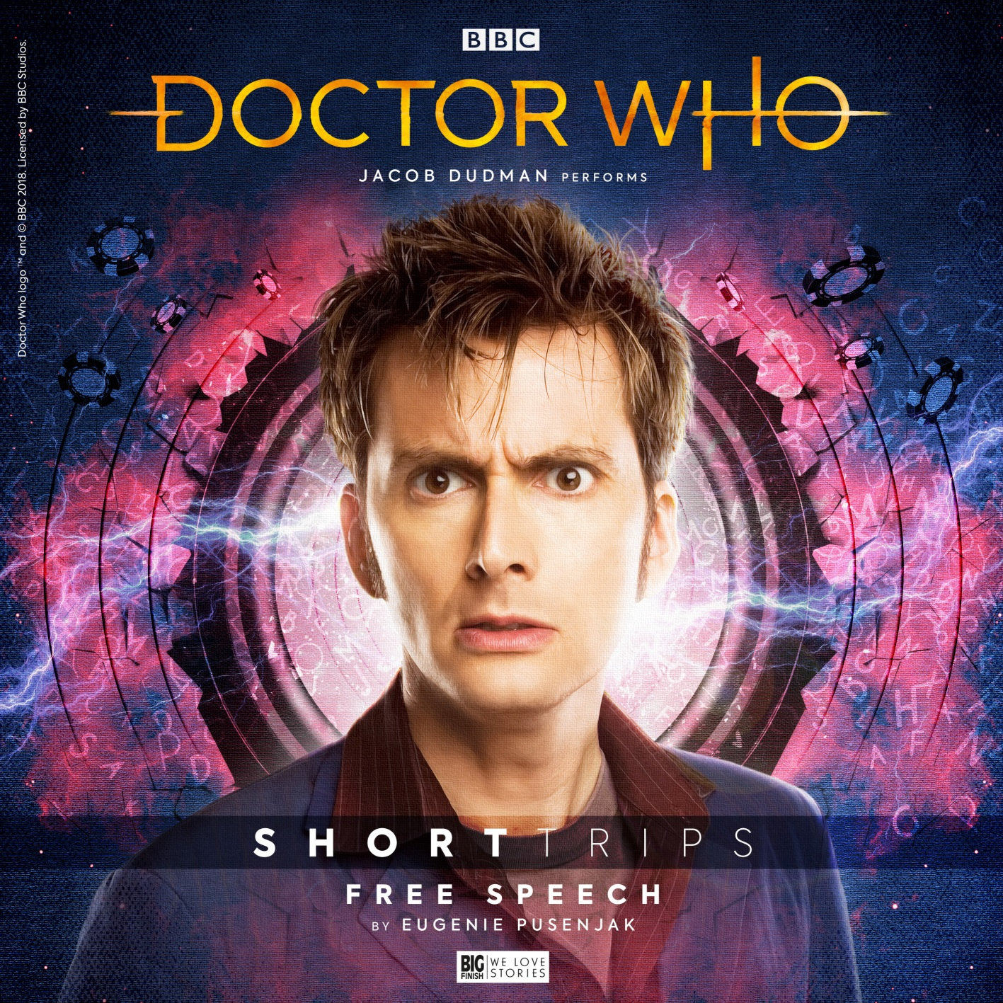 Reviewed: Big Finish's Doctor Who Short Trips – Free Speech