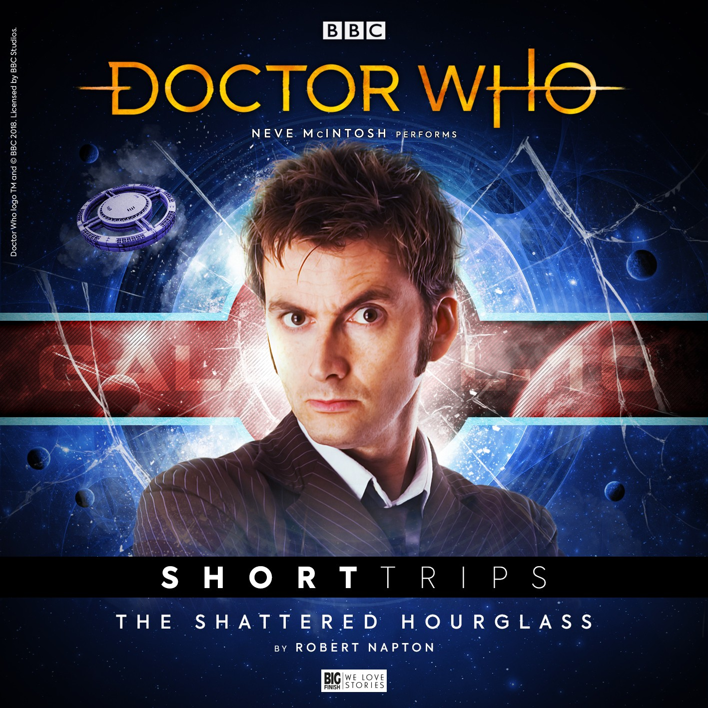 Reviewed: Big Finish's Doctor Who Short Trips – The Shattered Hourglass