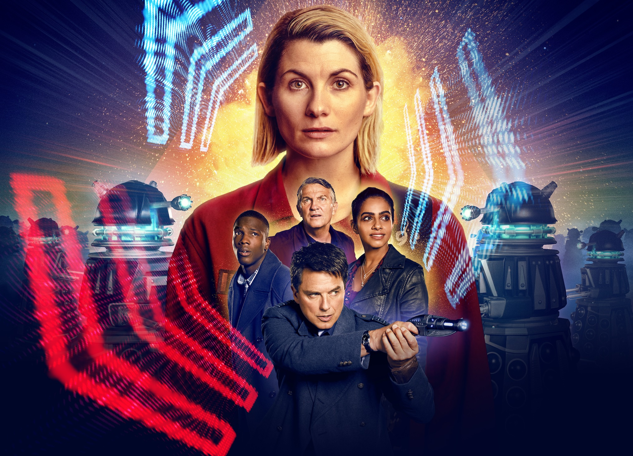 You'll Be Able to Watch Revolution of the Daleks in 4K UHD on iPlayer