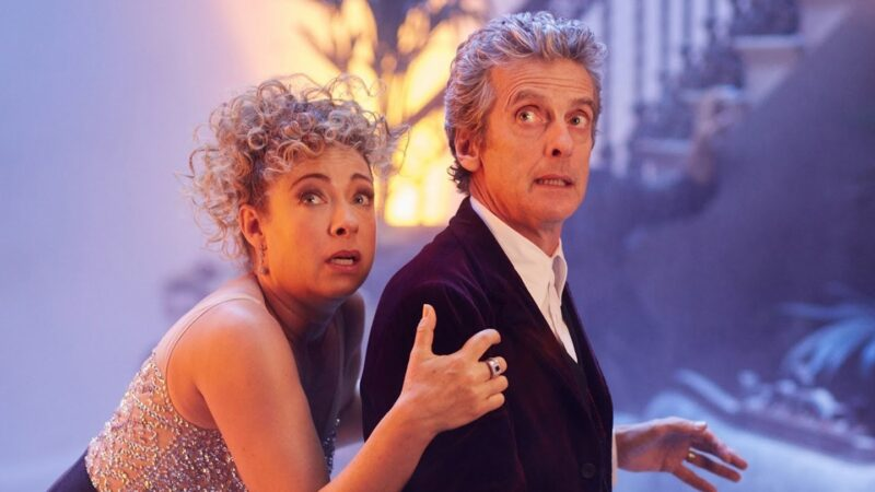 Emily Cook Announces New Doctor Who Lockdown, Starting with The Husbands of River Song