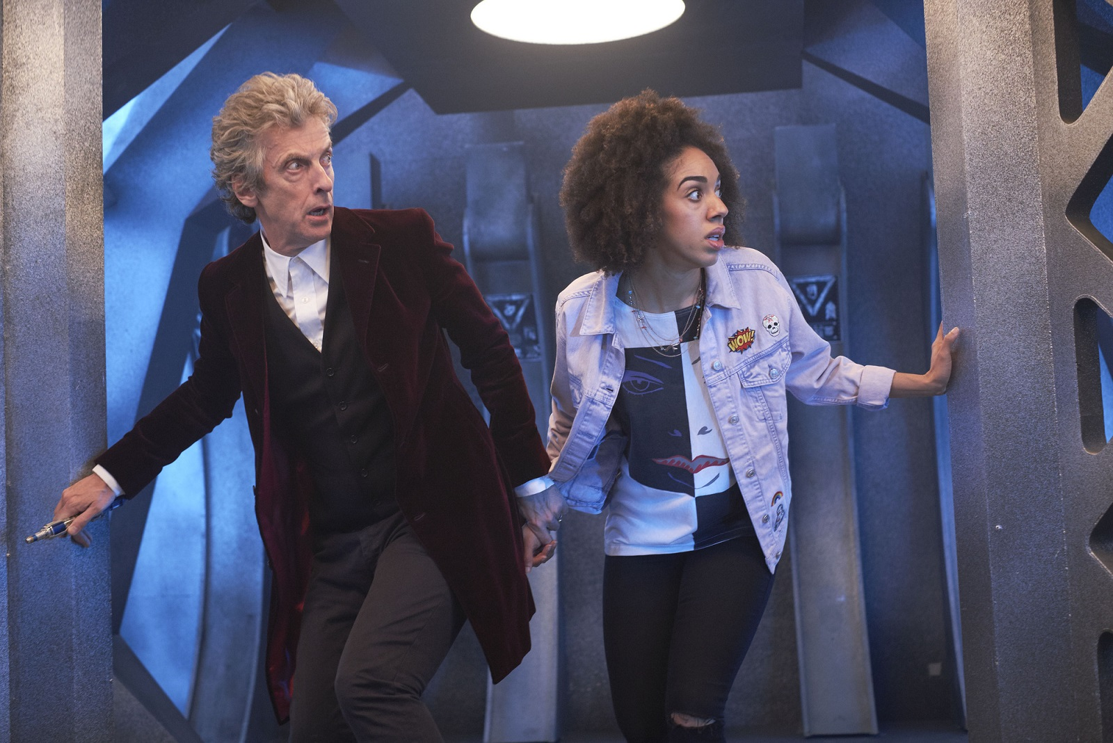 Join in on Tonight's Doctor Who Tweet-Along Rewatch of The Pilot