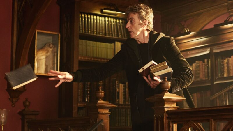 Big Finish Reveals New Twelfth Doctor Chronicles – Timejacked!