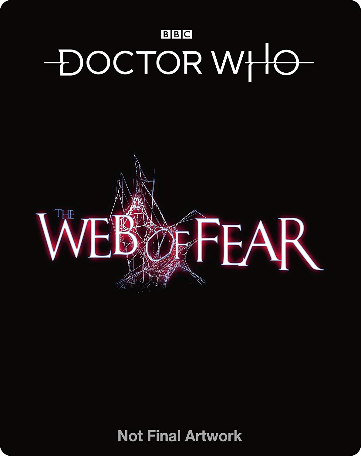 The Web of Fear Episode 3 to be Animated for Release on DVD, Blu-ray, and Steelbook