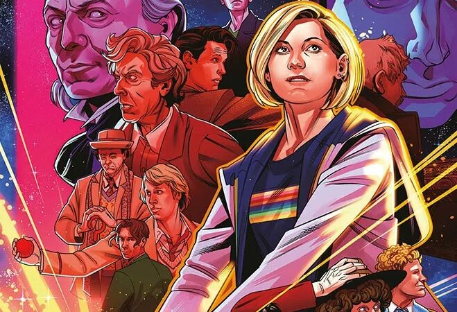 Titan's Thirteenth Doctor Comic Relaunches with the Return of Rose and the Sea Devils