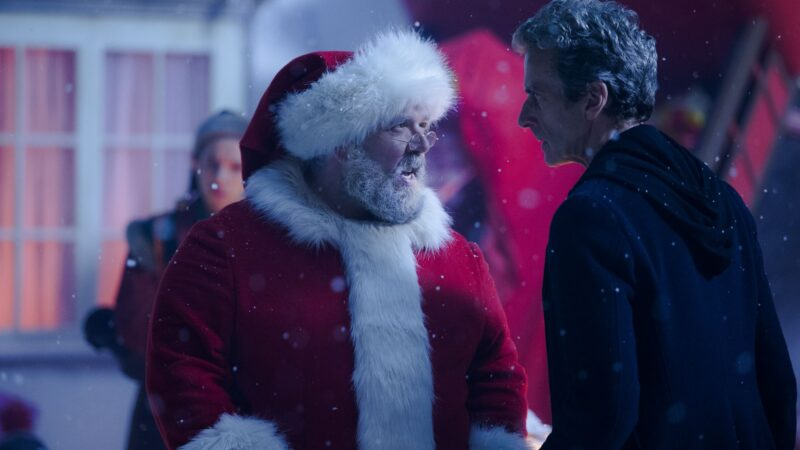 Yes, Virginia, There IS A Santa Claus: Does Father Christmas Exist in Doctor Who?