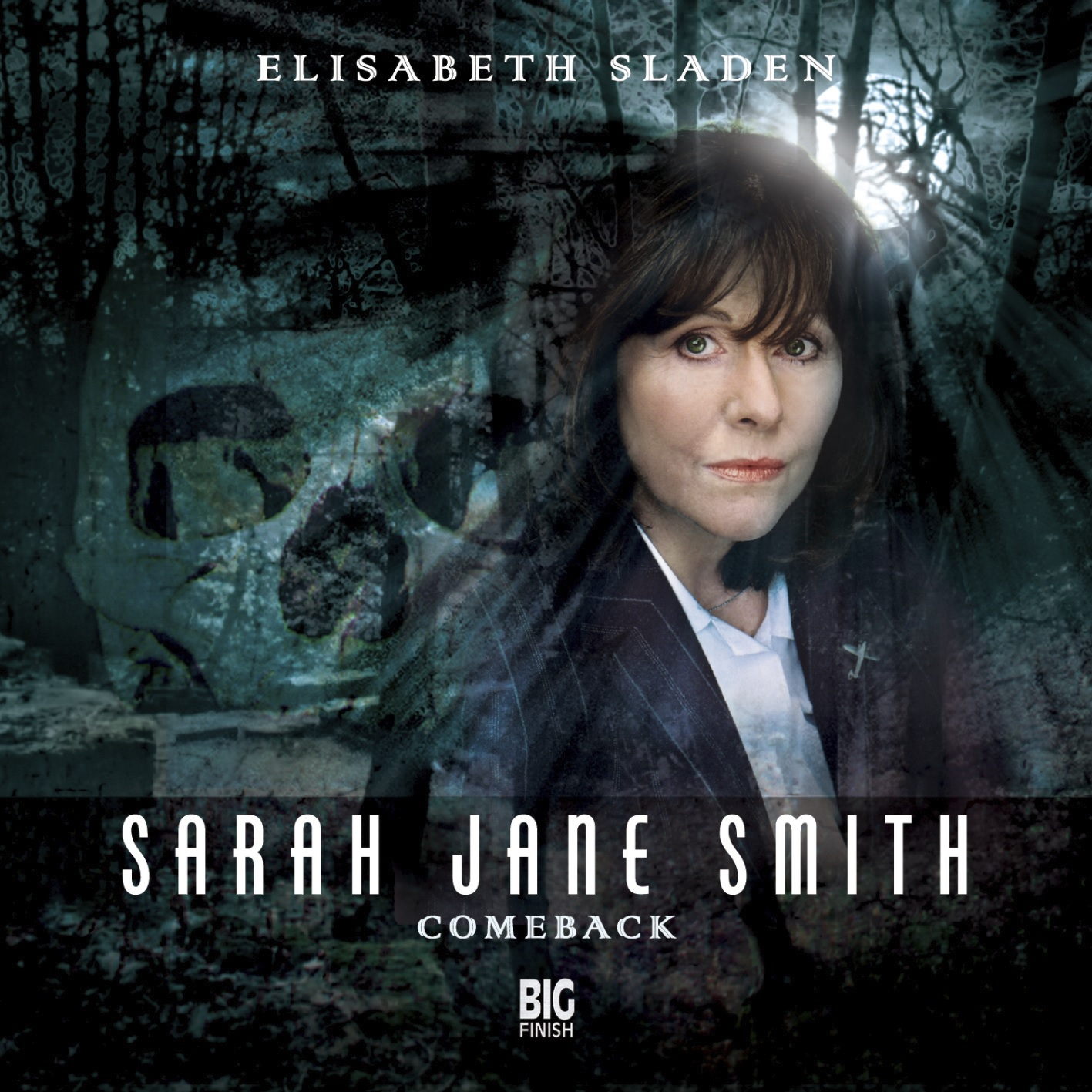 Listen to Big Finish's Sarah Jane Smith: Comeback For Free Now!