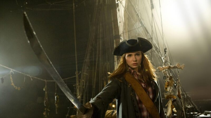 Doctor Who in an Exciting Adventure With… Pirates?