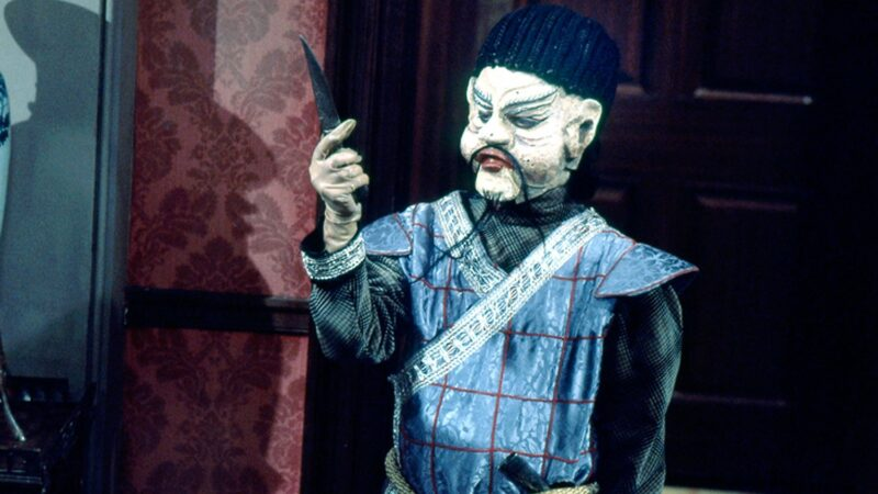 How Doctor Who The Collection's CGI Saves The Talons of Weng-Chiang