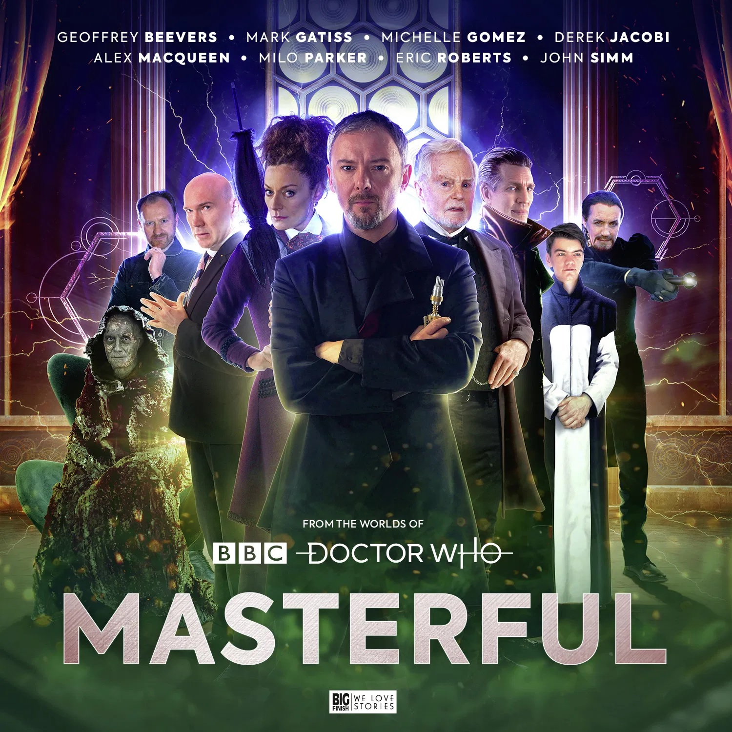 Reviewed: Big Finish's Masterful Limited Edition