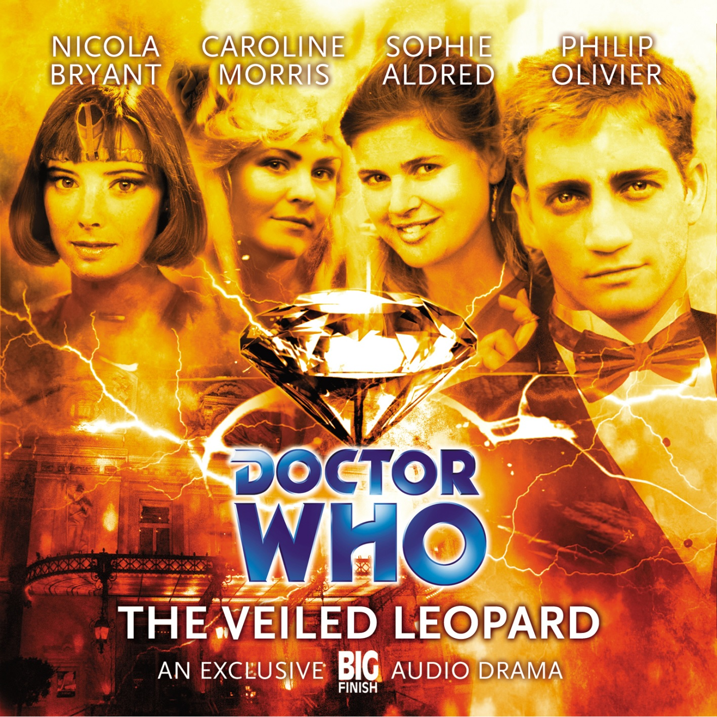 Doctor Who: The Veiled Leopard from Big Finish, Free to Download Now!