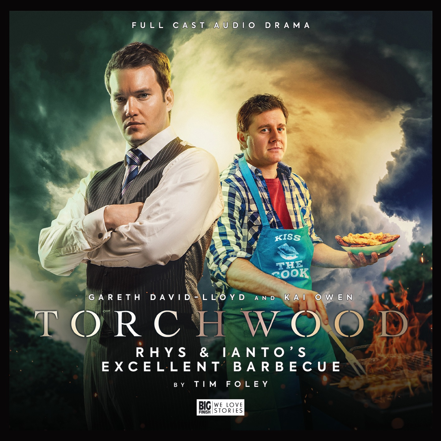 Reviewed: Big Finish's Torchwood – Rhys and Ianto's Excellent Barbecue