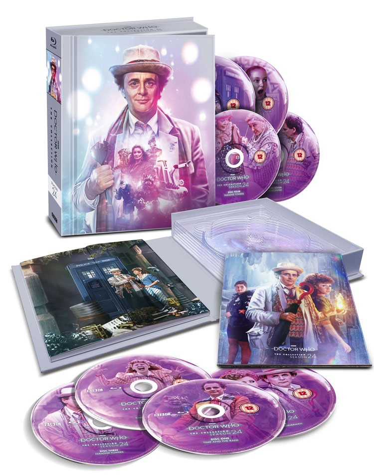 Doctor Who The Collection: Season 24 Boxset Delayed — But Not For Too Long