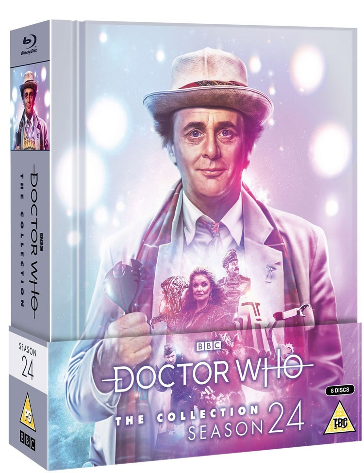 Coming Soon: Doctor Who The Collection – Season 24, Sylvester McCoy's First Series