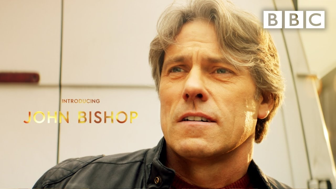 Comedian, John Bishop Joins Doctor Who Series 13 as New Companion, Dan
