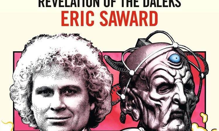 Reviewed: Revelation of the Daleks – Target Novelisation by Eric Saward