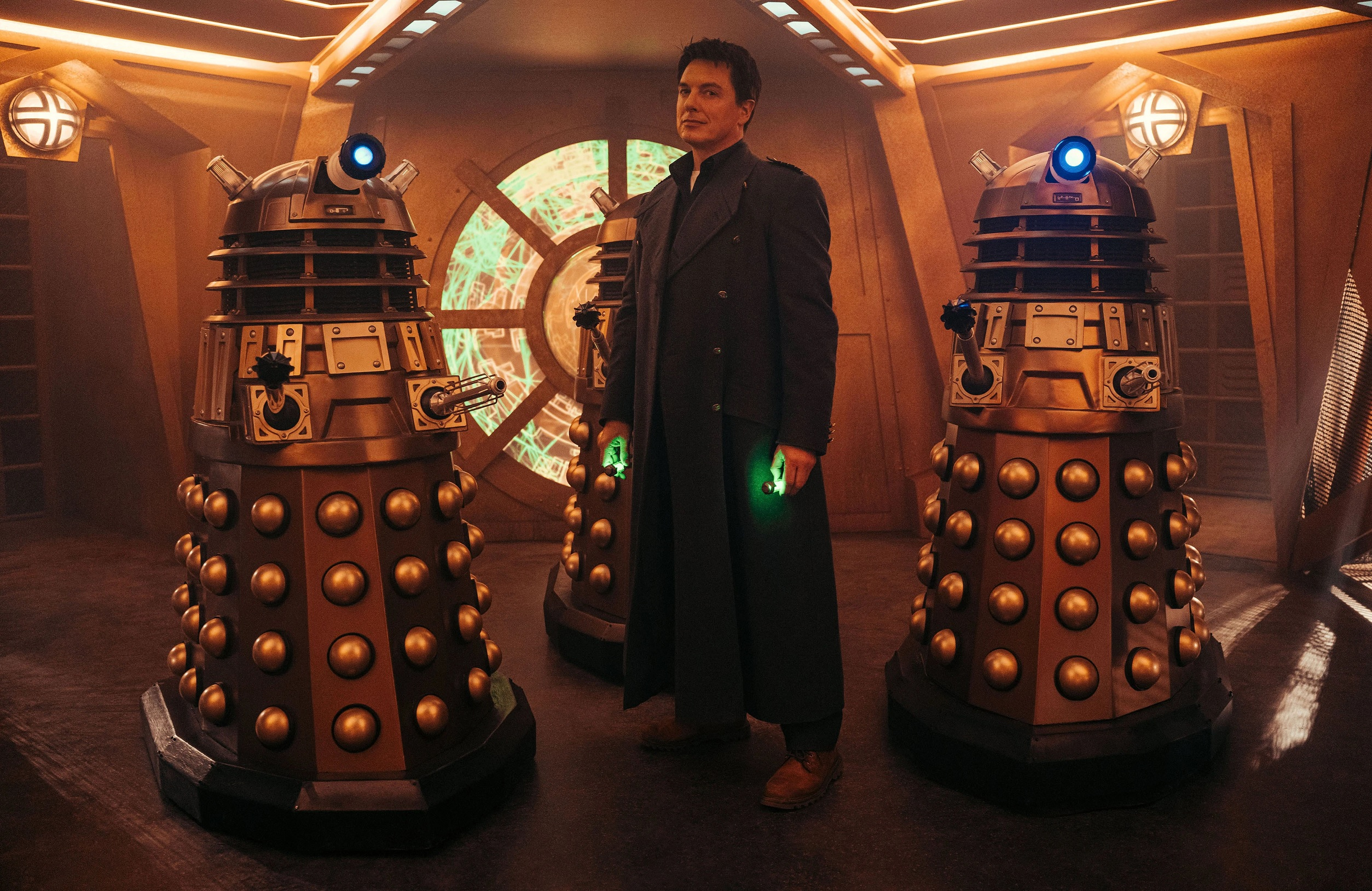 Reviewed: Doctor Who – Revolution of the Daleks