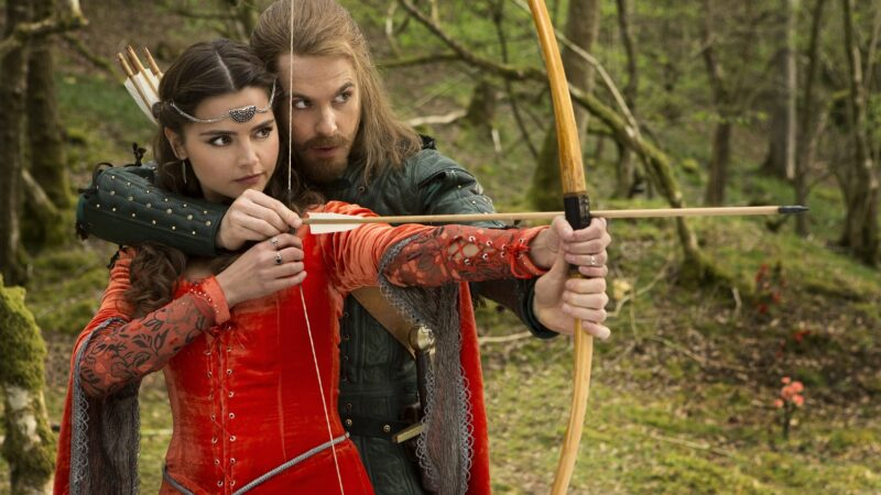 Join in the Lockdown Who Rewatch of Robot of Sherwood This Weekend