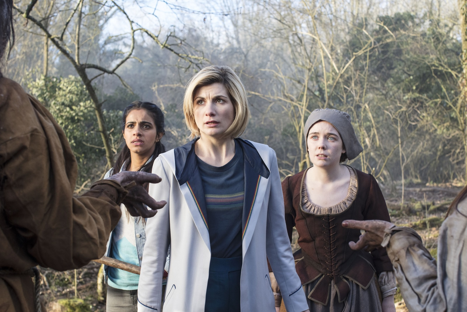 Cover Revealed for the First Thirteenth Doctor Target Novelisation, The Witchfinders