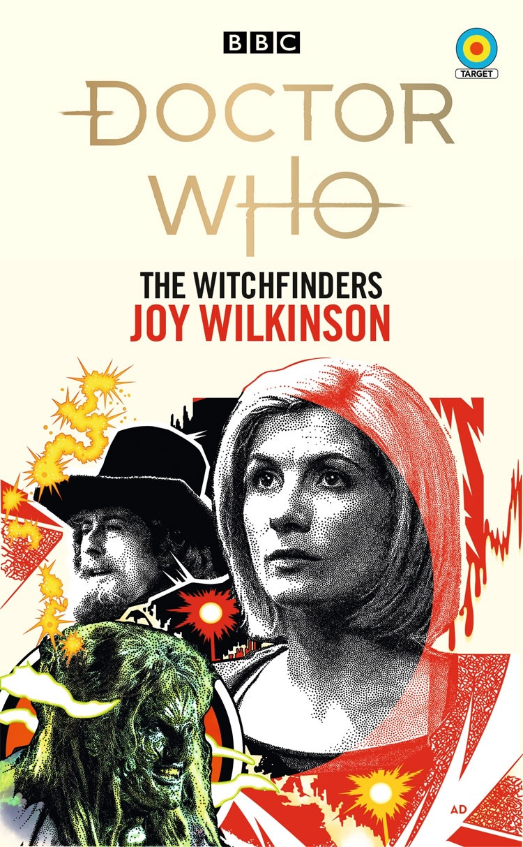 Reviewed: The Witchfinders – Target Novelisation by Joy Wilkinson
