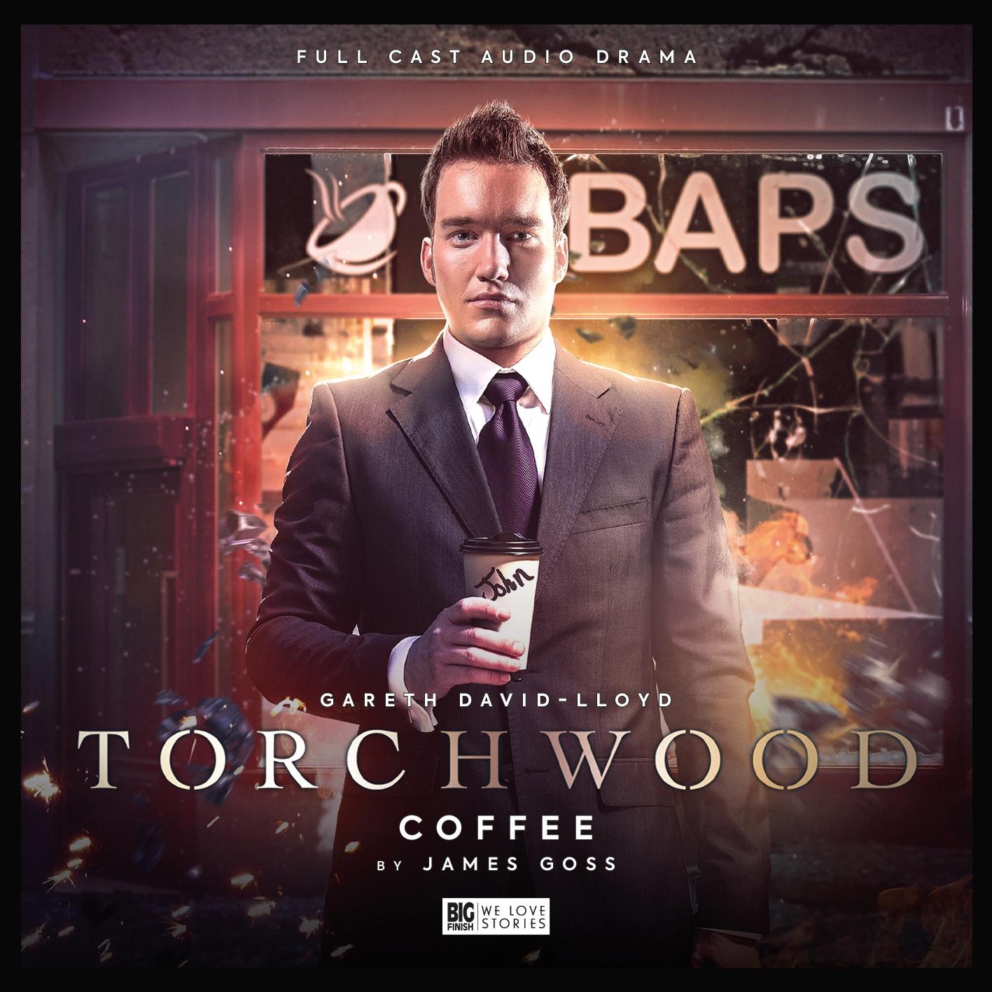 Reviewed: Big Finish's Torchwood – Coffee