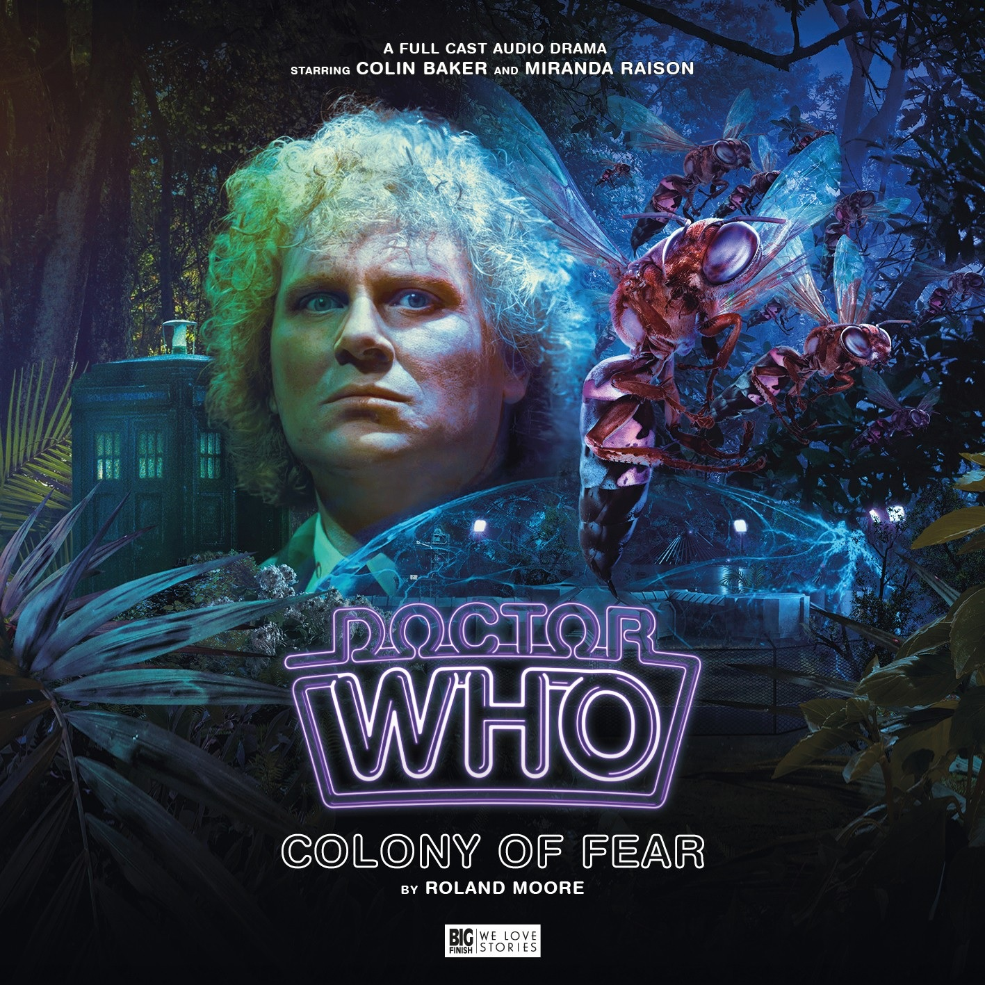 Reviewed: Big Finish's Colony of Fear