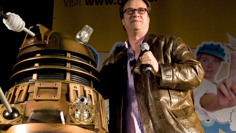 Russell T Davies Argues for a Marvel-Like Doctor Who Cinematic Universe