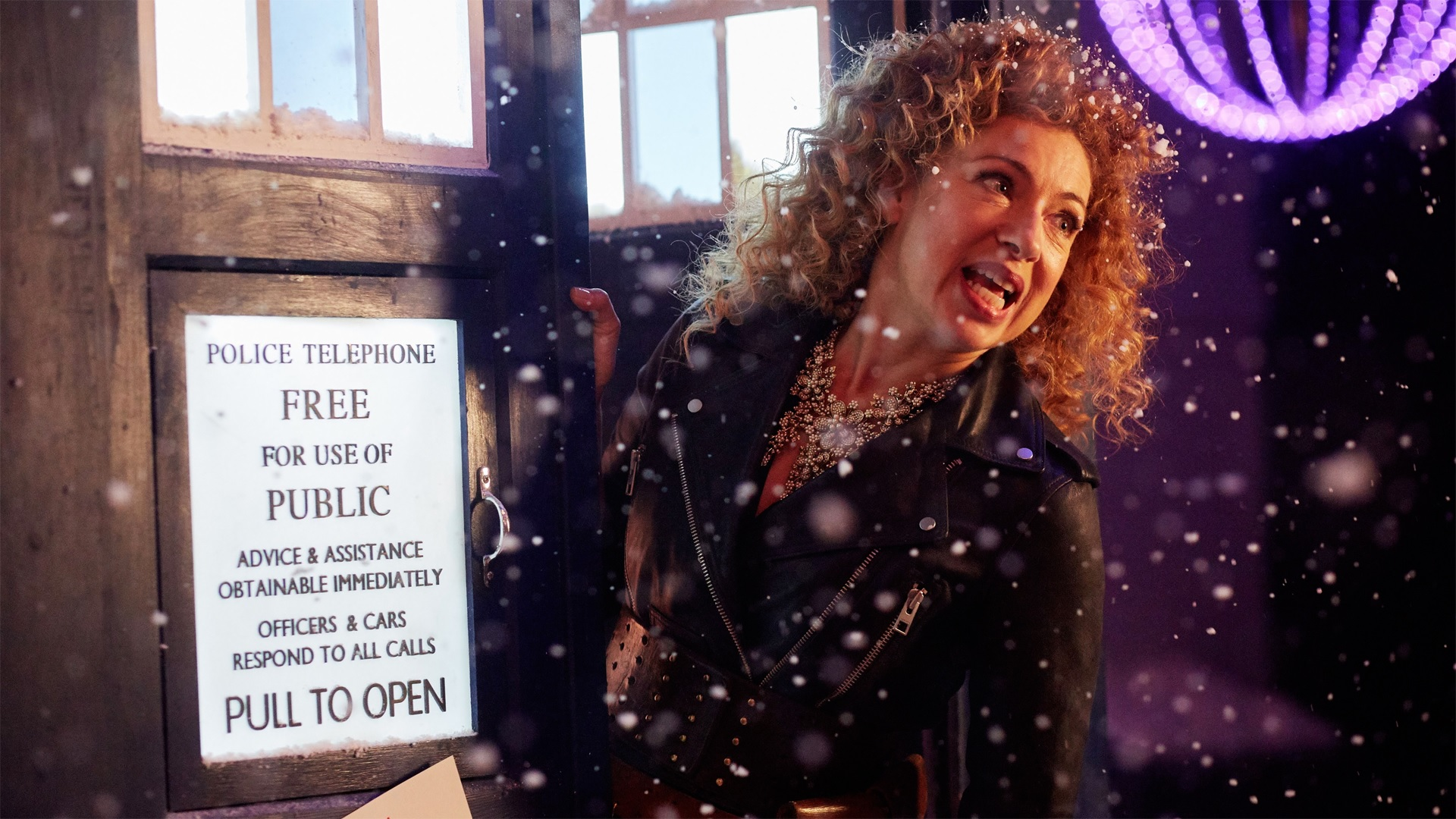 Will River Song Meet the Ninth Doctor? Alex Kingston Seems to Think So…