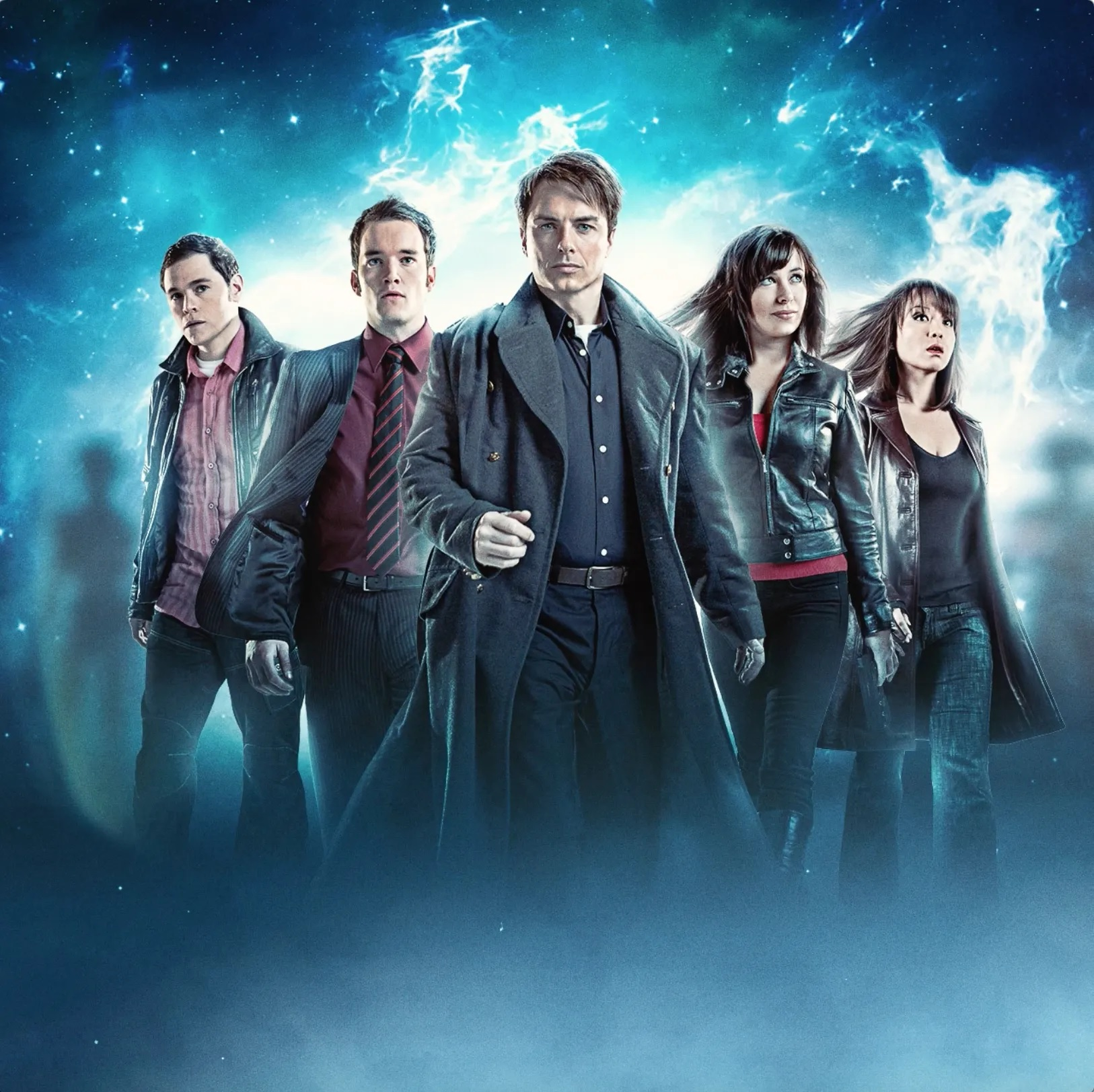 Torchwood Available to Watch on BBC iPlayer for Another Year After Fan Support on Social Media