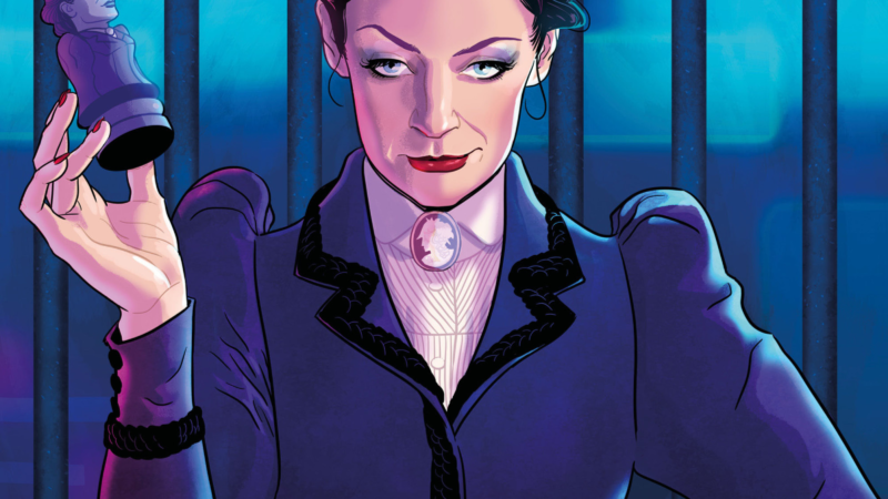 New Doctor Who Comic to Chronicle the Lost Stories of Missy
