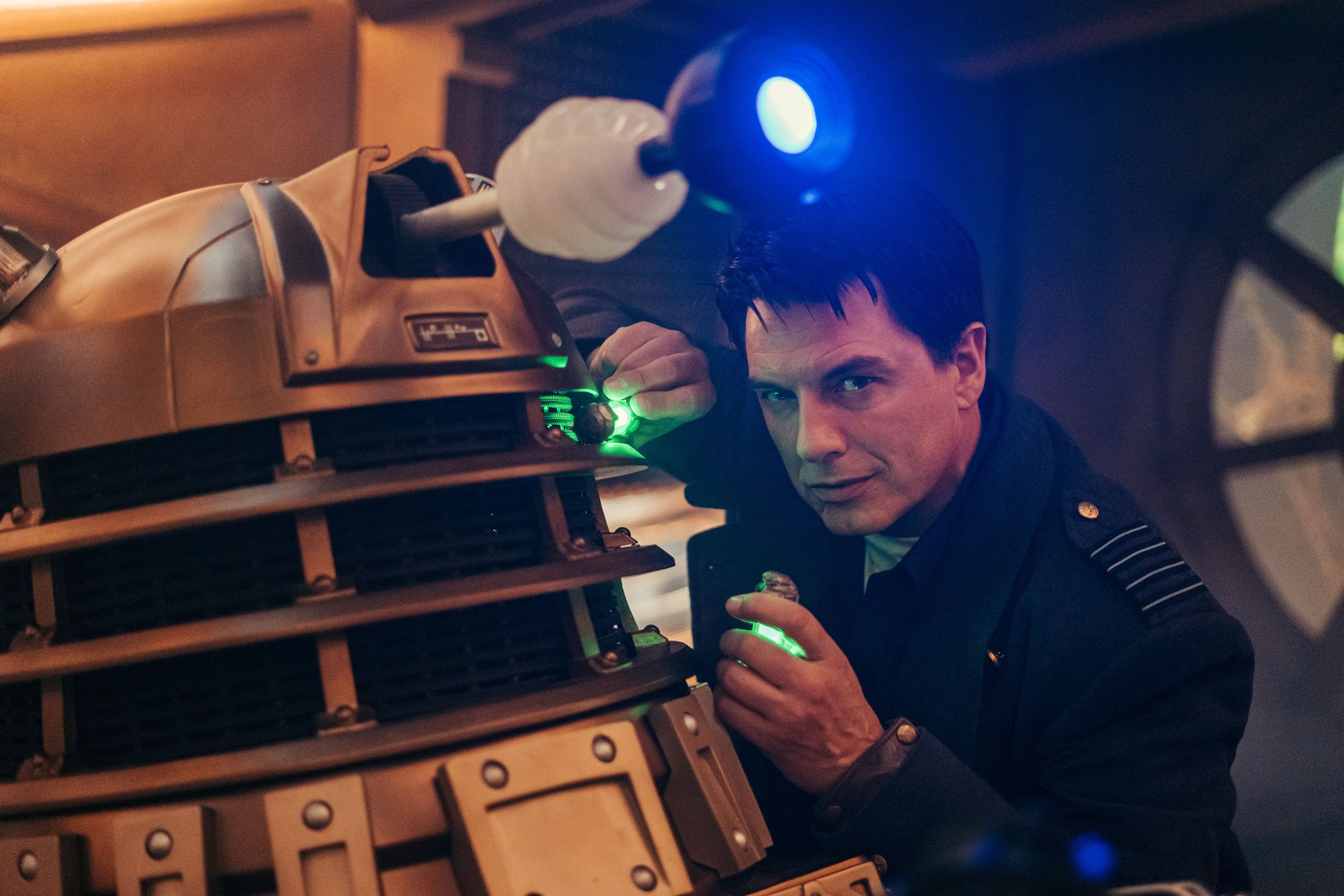 Here's What The Doctor Who Companion Thought of Revolution of the Daleks