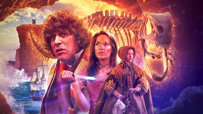 Reviewed: Big Finish's Fourth Doctor Adventures – The Primeval Design