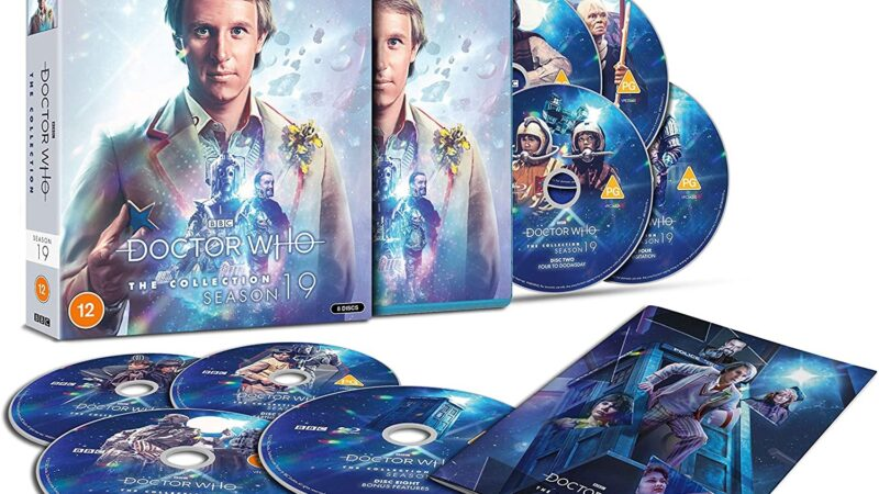 Missed Doctor Who The Collection Sets? Standard Blu-ray Releases Are On Their Way