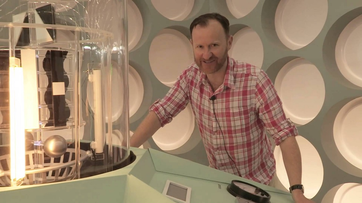 Would Mark Gatiss Return to Write for Doctor Who?
