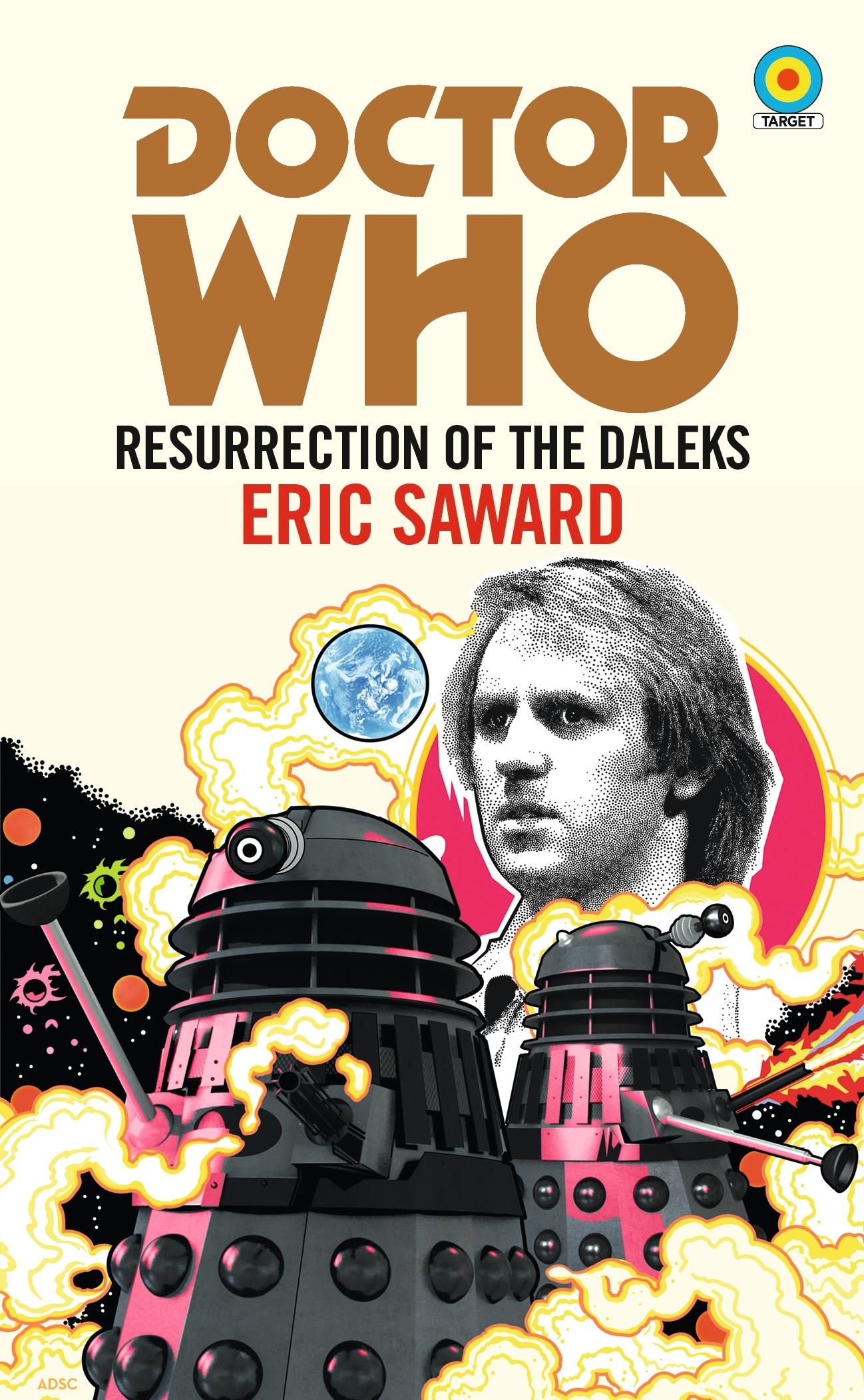 Reviewed: Resurrection of the Daleks – Target Novelisation by Eric Saward